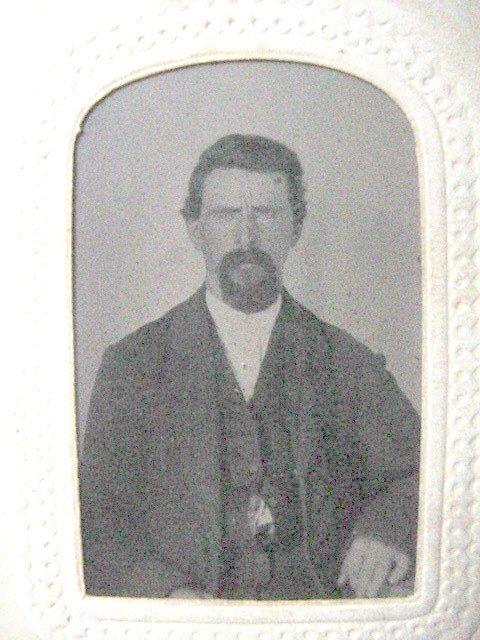 103: William C. Quantrill  Photo Jesse James Collection