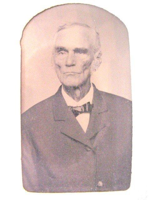 109: Photo of Rev. William James Jesse James Collection