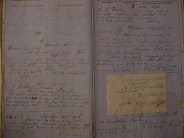 117: Marietta Cincinnati Hillsboro Railroad Civil War