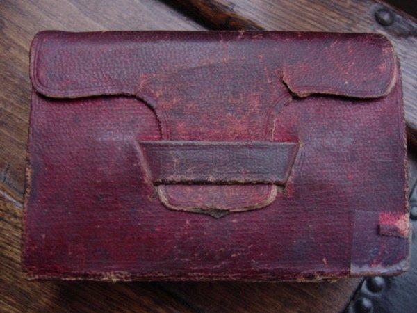 119: Jesse James Baptismal Bible James Collection