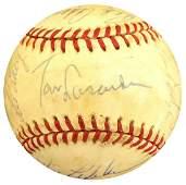 1978 Los Angeles Dodgers Multi Signed Autographed NL