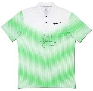 Tiger Woods Signed Jersey UDA COA