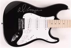 Alice Cooper Signed Full-Size Electric Guitar (JSA COA)