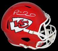 Patrick Mahomes Kansas City Chiefs Autographed F/S
