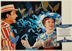 Dick Van Dyke signed Mary Poppins 8x10 Photo #8 ~