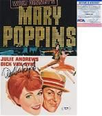 Dick Van Dyke Signed 8x12 Photo Mary Poppins PSA/DNA