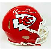 Kansas City Chiefs Patrick Mahomes Signed Riddell