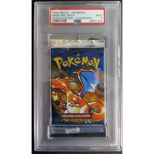 Pokemon Graded Booster Pack Base (SHADOWLESS) Foil Pack