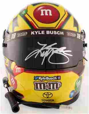Kyle Busch Signed NASCAR M&M