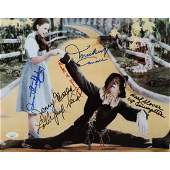 """""""The Wizard of Oz"""" 11x13.75 Photo Cast-Signed by (5)"""