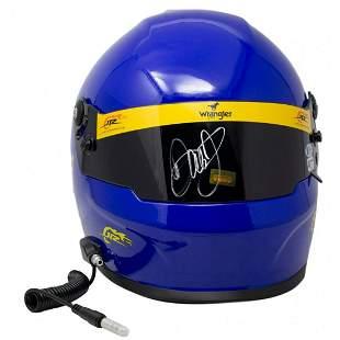 Dale Earnhardt Jr. Signed NASCAR Wrangler #3 Full-Size