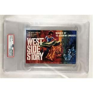 Rita Moreno Signed 4x6 Photo 1 West Side Story PSA/DNA