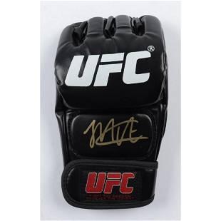 Khabib Nurmagomedov Signed UFC Glove (JSA COA)