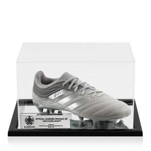 Jao Felix Signed and Custom Boxed Soccer Cleat JSA COA