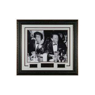 Dean Martin & Frank Sinatra Engraved Signature Series