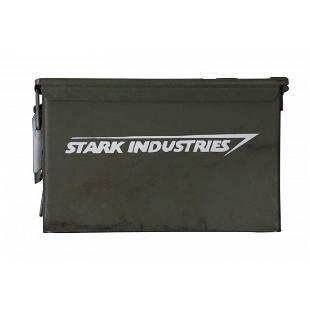 Stark Industries Ammo Box Movie Prop