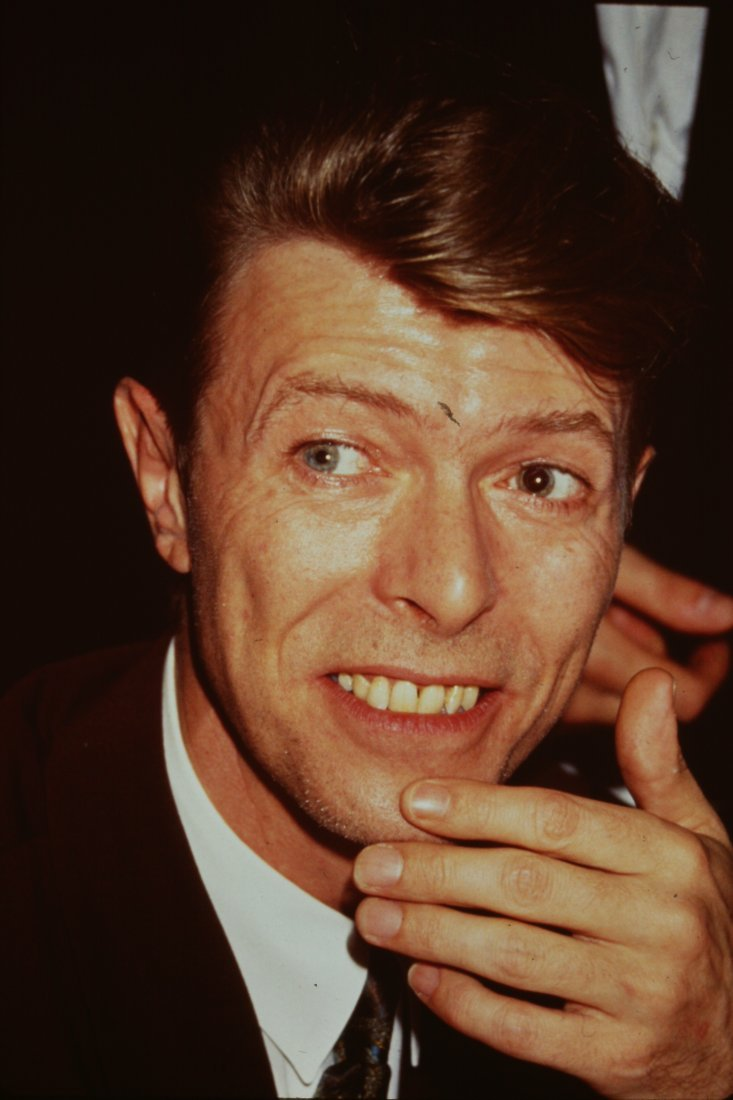 David Bowie Photo Negative Collection. 460+