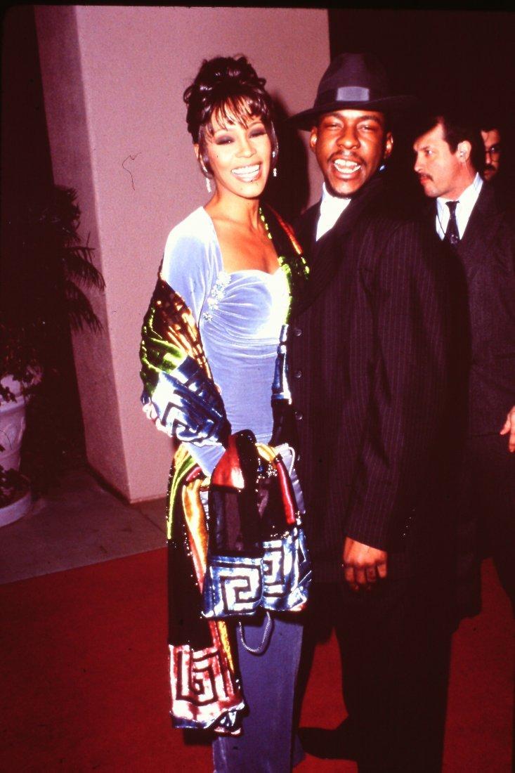 Whitney Houston Photo Negative Collection. 600+
