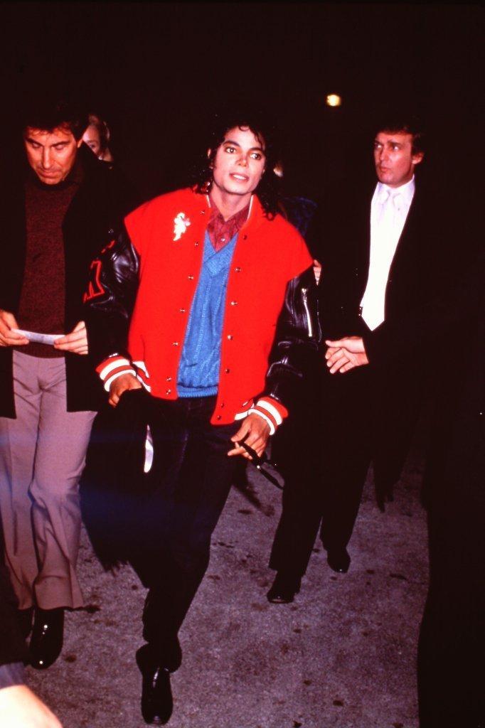 Michael Jackson Negative Collection. 1250+ Negatives