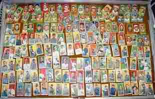 CIGARETTE BASEBALL CARDS: 168, SWEET CAPORAL, HON