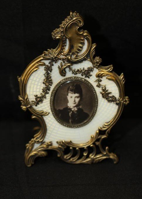 Michael Perchin (1860-1903) Faberge picture frame