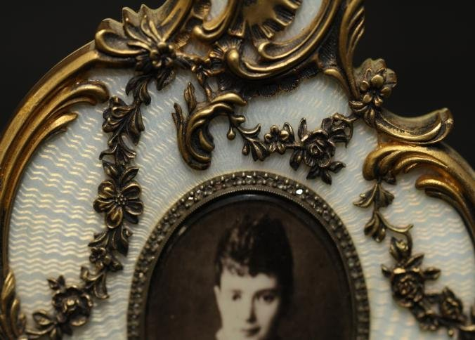 Michael Perchin (1860-1903) Faberge picture frame - 3