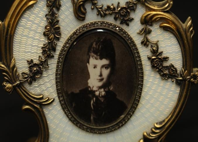 Michael Perchin (1860-1903) Faberge picture frame - 4