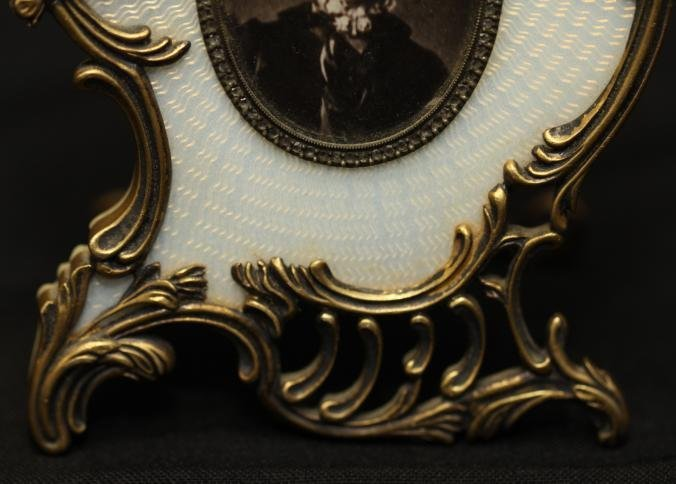 Michael Perchin (1860-1903) Faberge picture frame - 5