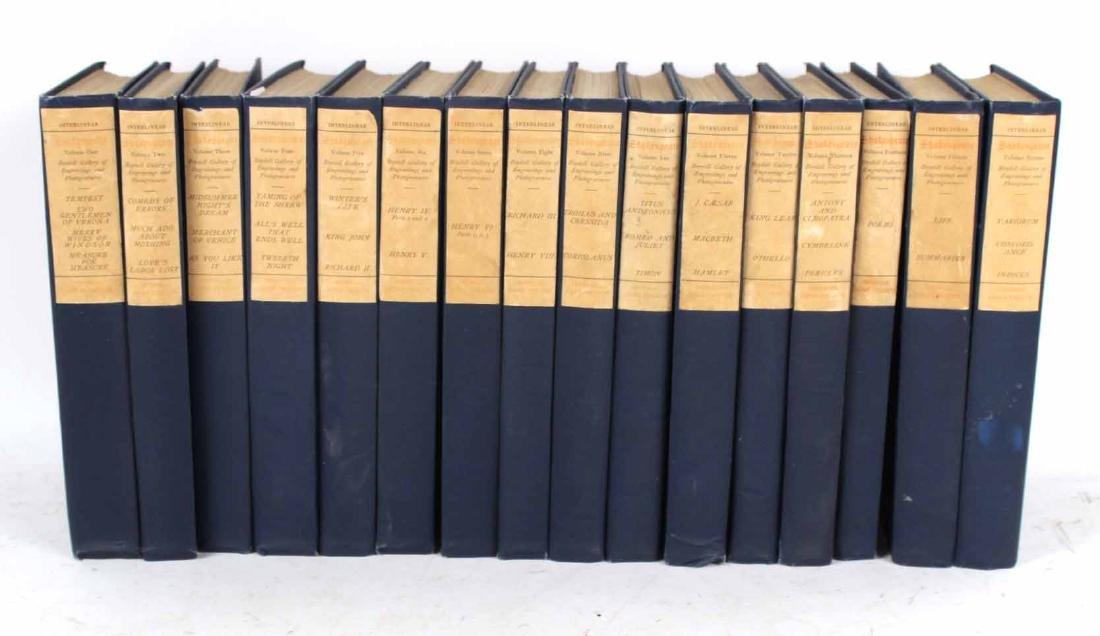 Shakespeare in Sixteen Volumes