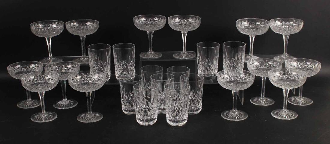 "Fourteen Webb ""Angelique"" Pattern Glasses"