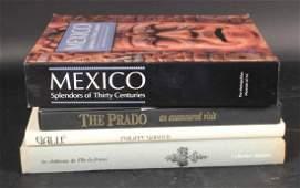 Group of Art Books