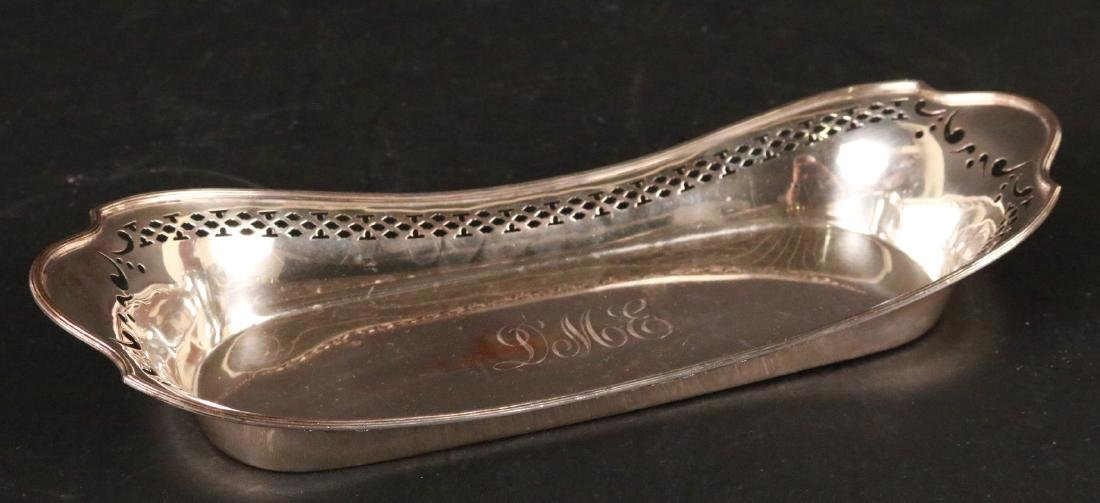 Gorham Sterling Silver Bread Tray
