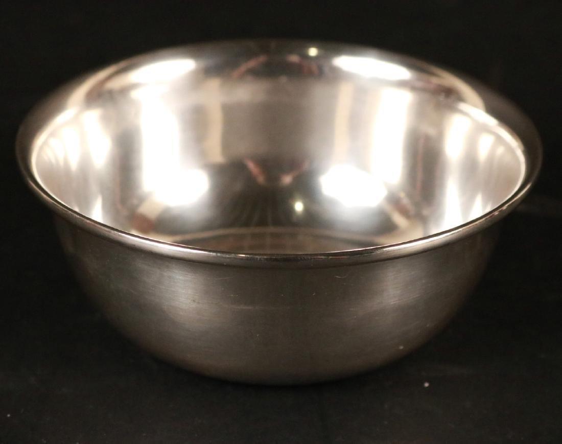 Set of Nine S. Kirk & Son Sterling Silver Bowls - 2