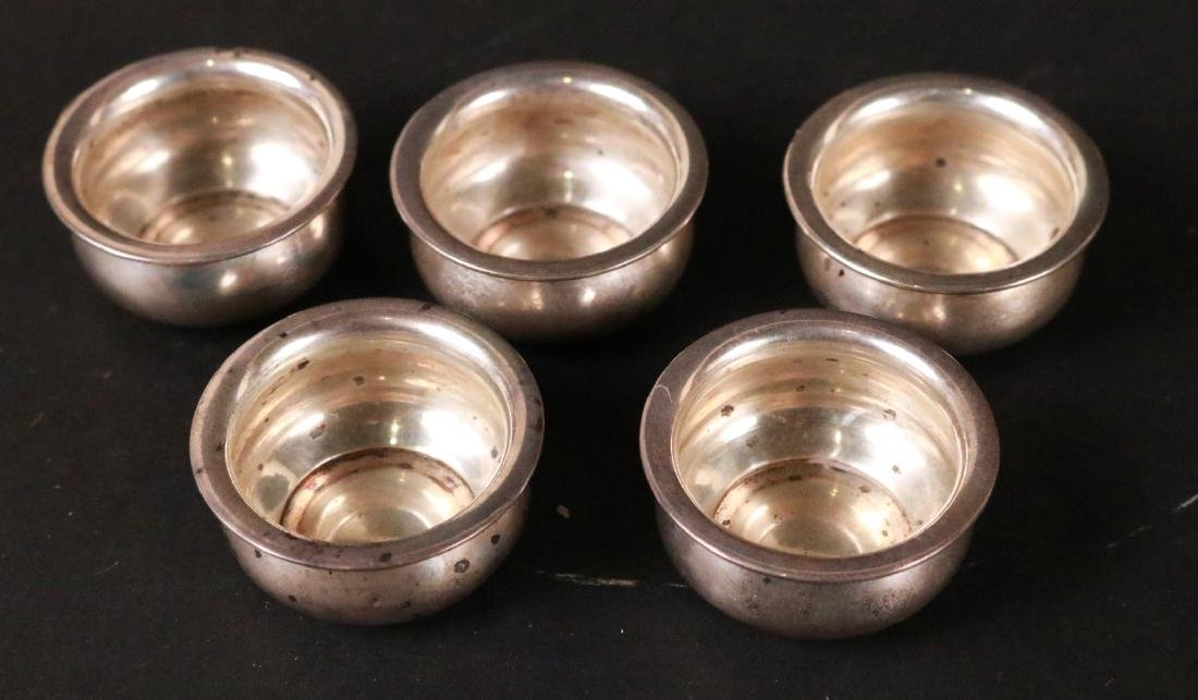 Group of Sterling Silver Table Items - 4