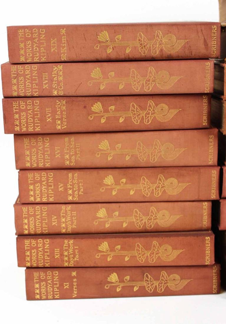"Tweny-Four Volumes ""The Works of Rudyard Kipling"" - 2"
