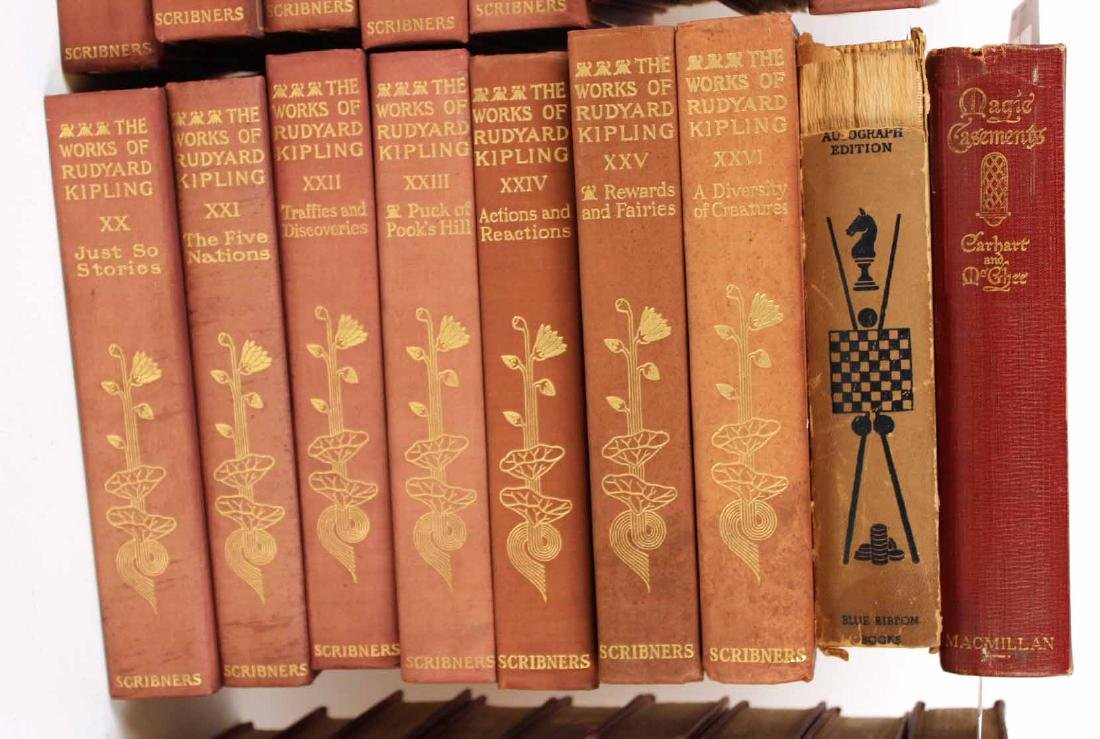 "Tweny-Four Volumes ""The Works of Rudyard Kipling"" - 3"