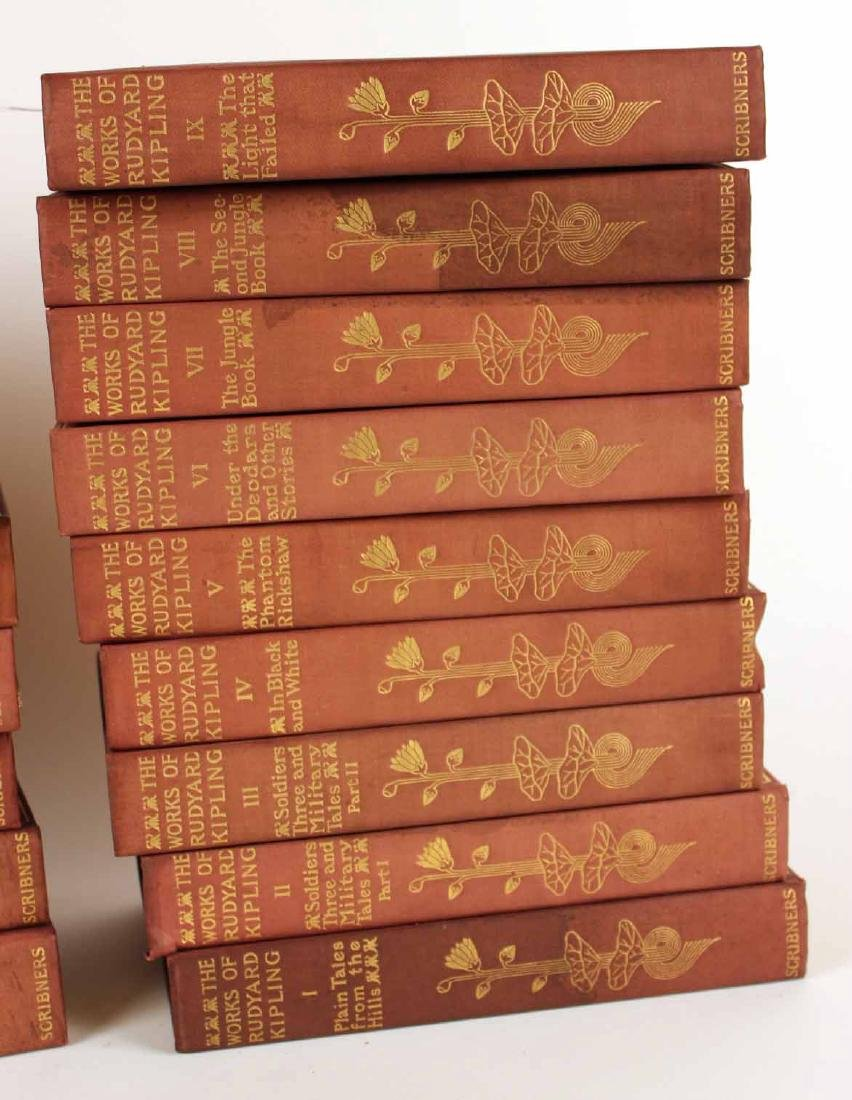 "Tweny-Four Volumes ""The Works of Rudyard Kipling"" - 4"