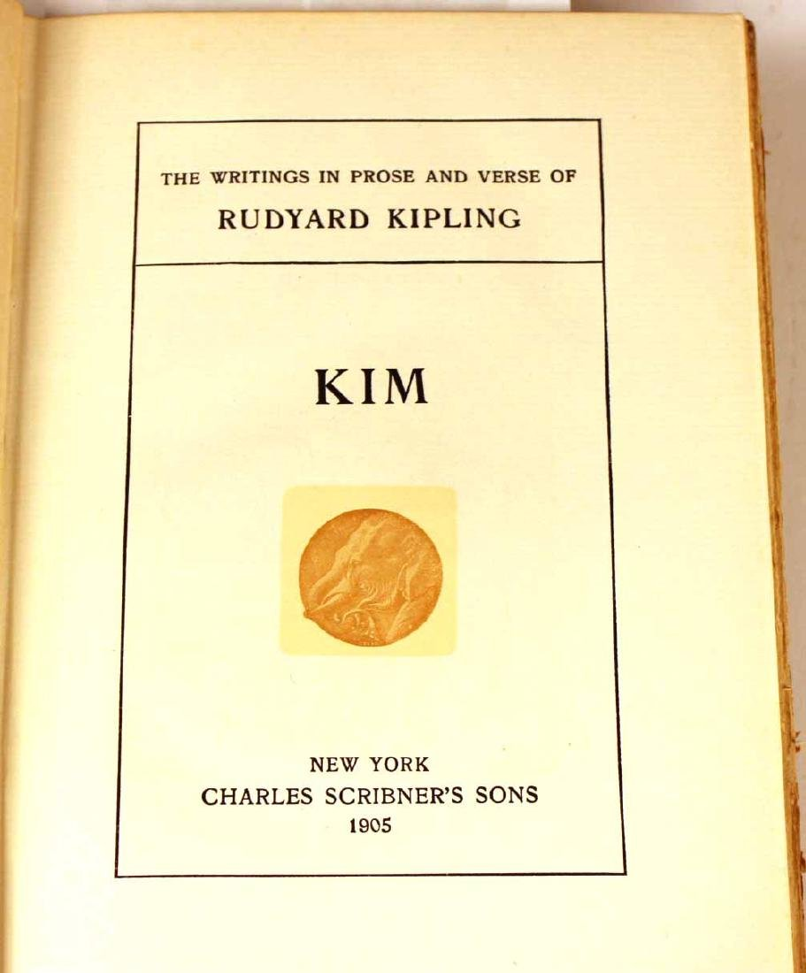 "Tweny-Four Volumes ""The Works of Rudyard Kipling"" - 6"