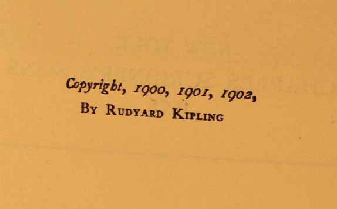 "Tweny-Four Volumes ""The Works of Rudyard Kipling"" - 7"