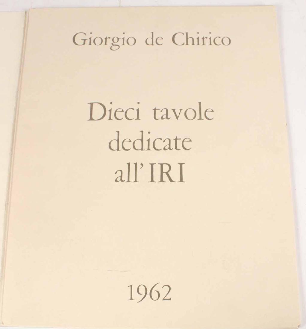 Portfolio of Prints, Giorgio de Chirico - 2