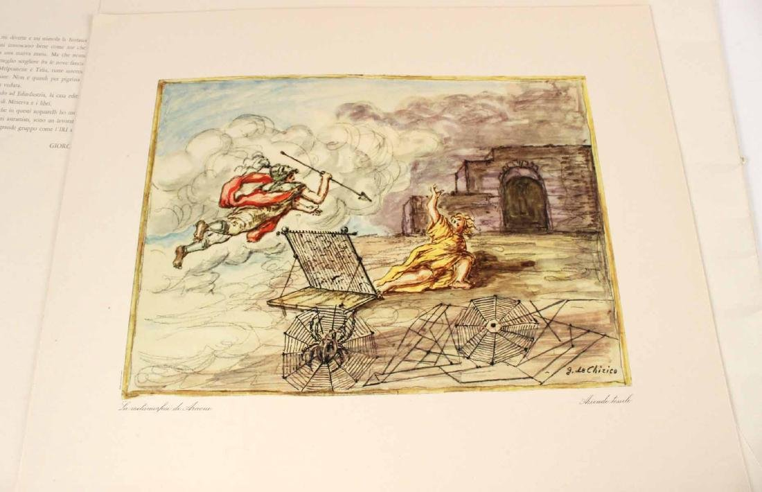 Portfolio of Prints, Giorgio de Chirico - 6