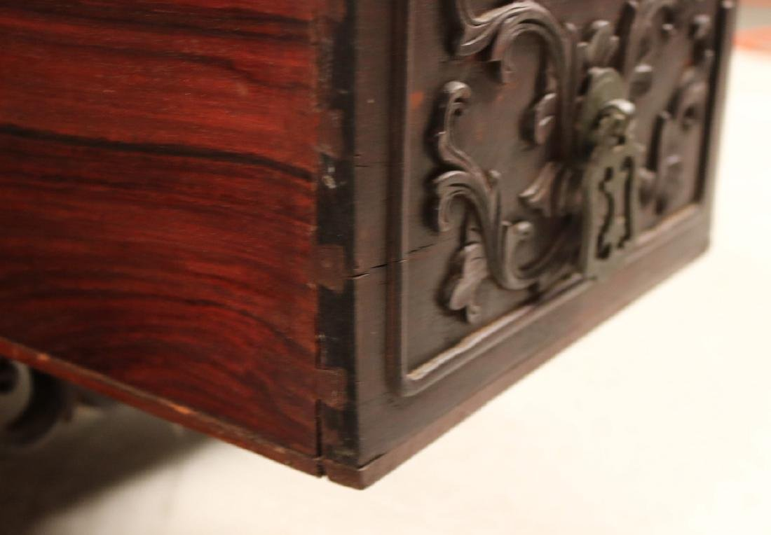 Chinese Carved Hardwood Etagere - 6