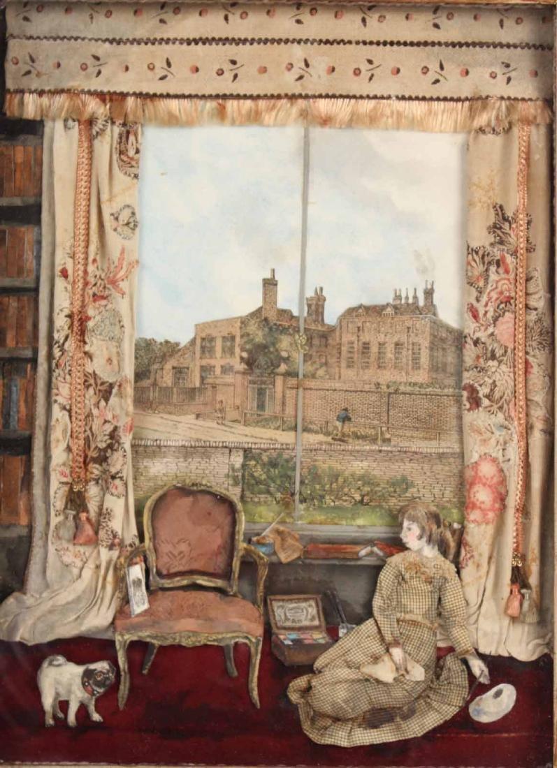 Diorama Interior Scene - 2