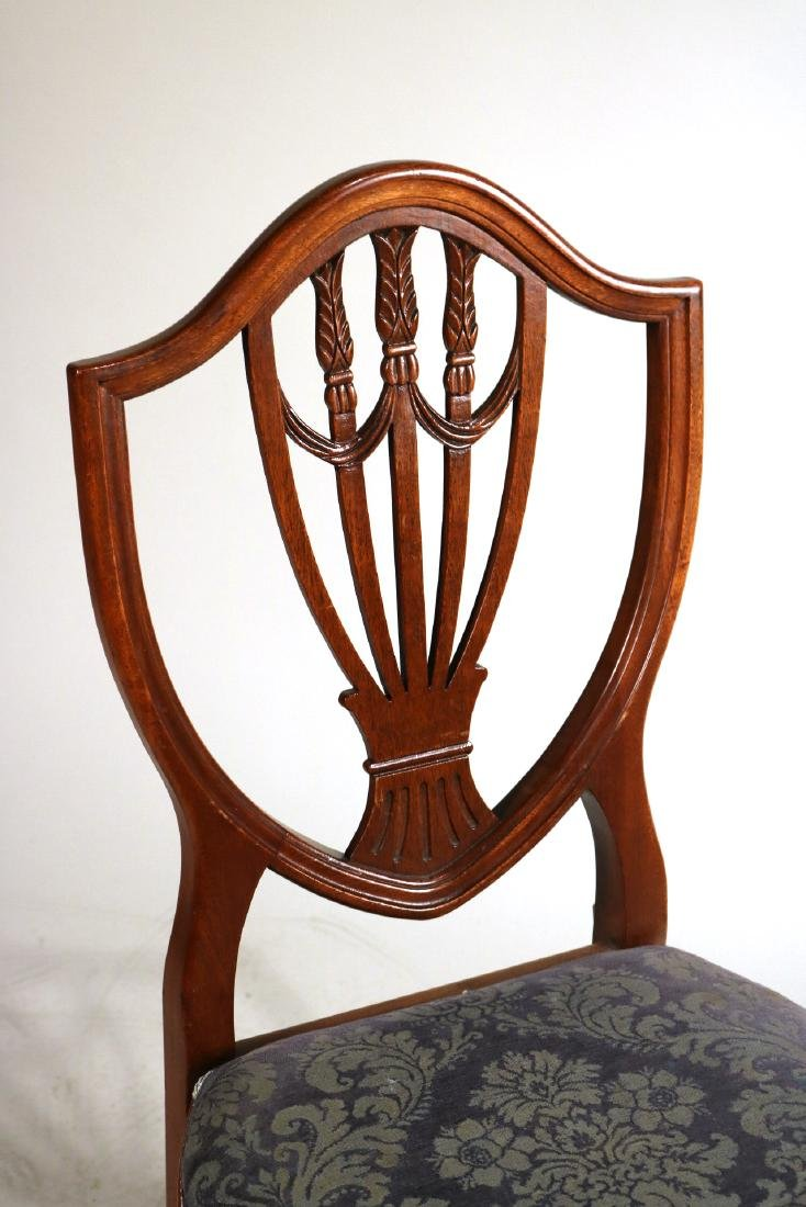 Six Federal Style Mahogany Side Chairs - 3