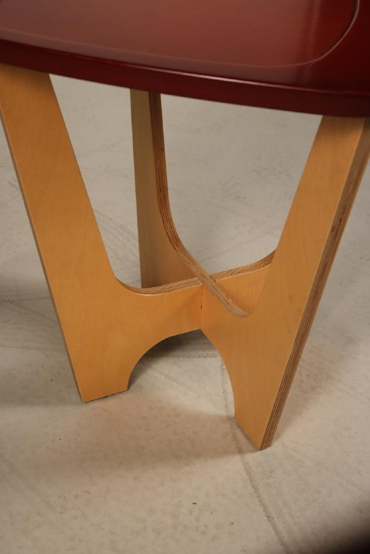 Pair of Modern Pure Design Side Tables - 4
