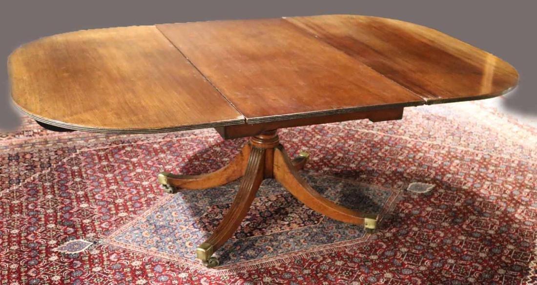 Regency Mahogany Extension Dining Table