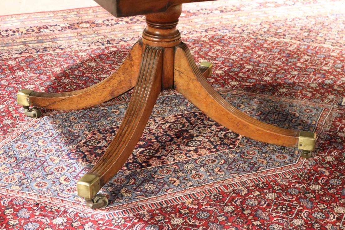 Regency Mahogany Extension Dining Table - 2