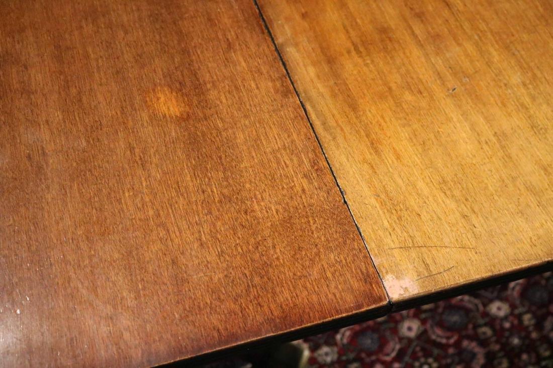 Regency Mahogany Extension Dining Table - 5