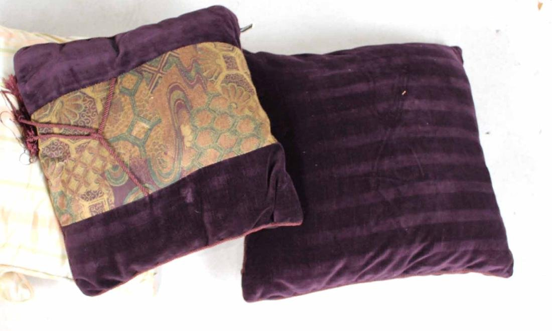 Group of Throw Pillows - 6