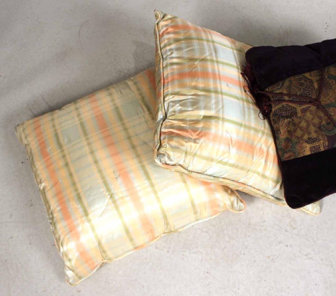 Group of Throw Pillows - 7